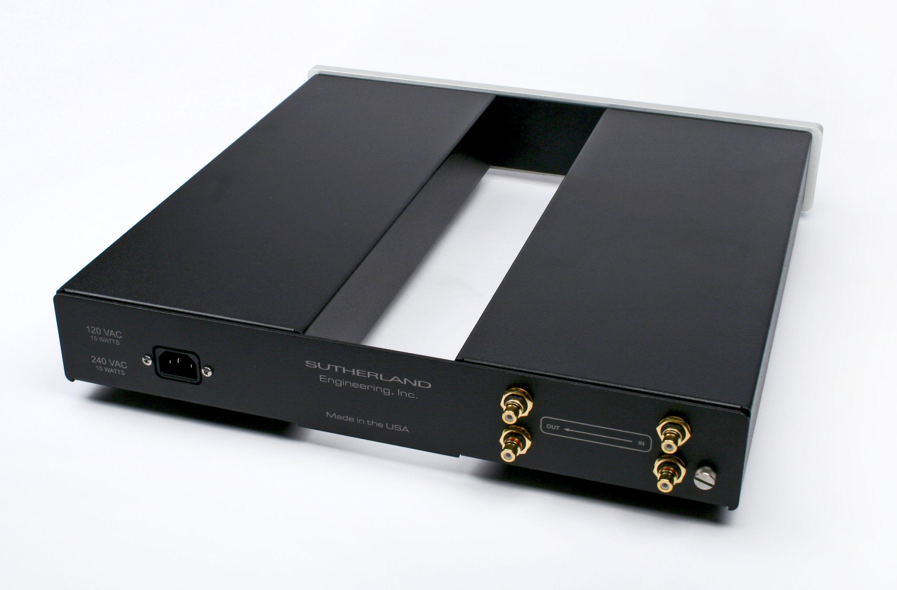 Phonoblock Sutherland Engineering Modular Phono Preamplifier